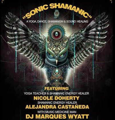 Sonic Shamanic at Source