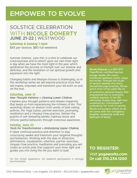 Empower to Evolve June Workshop